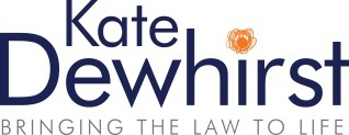 Kate Dewhirst logo (text)