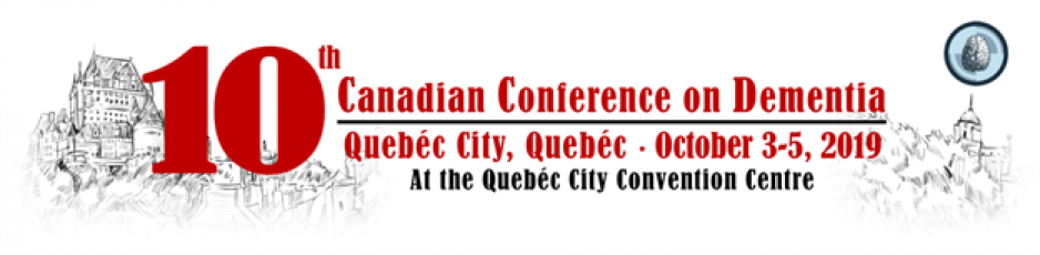 Banner for 10th Canadian Conference on Dementia